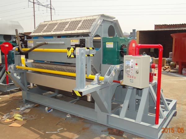 excellent automatic egg tray making machine