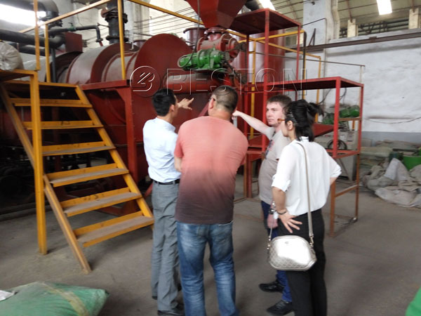 Best Coconut Shell Charcoal Making Machinery