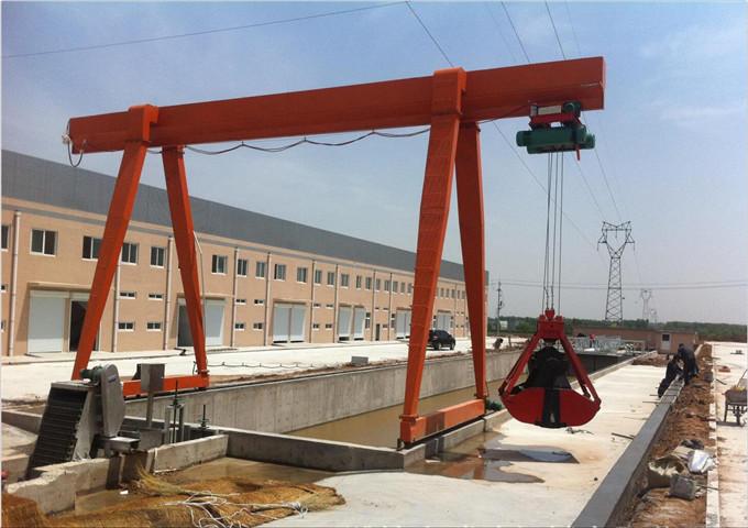 Buy grab gantry crane price